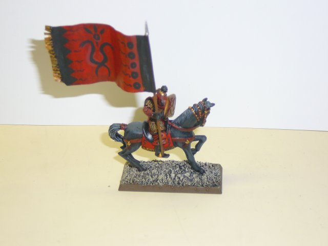 Conversion of an Haradan mounted chieftain pic.3