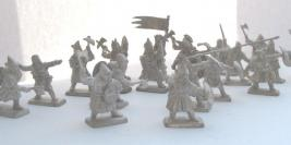 "Unreleased Warband ""Iron-Hill Dwarves"""